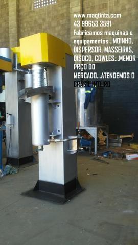 Batedor misturador de grafiato e tintas - Foto 6