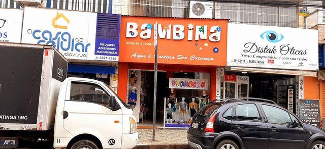 Vendo loja montanda centro de Ipatinga