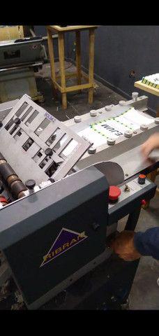 Máquina de Colar Envelopes Tipo Dízimo - Foto 5