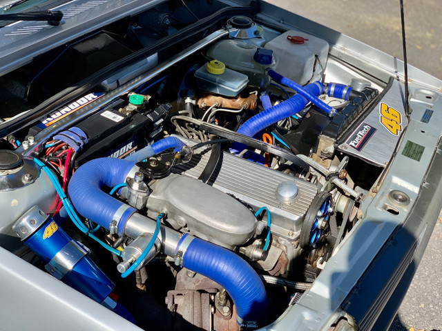 Parati CL 1.6 Turbo Fueltech Aceito Trocas - Foto 9