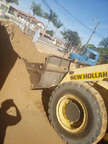 Areia lavada sem nenhuma misturas - Foto 5