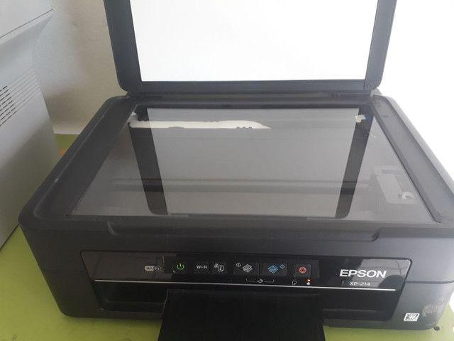 Epson Xp214 (veja a descrição e fotos) - Foto 3