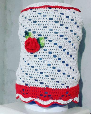 Várias peças em crochê. A parti de R$10. - Foto 3