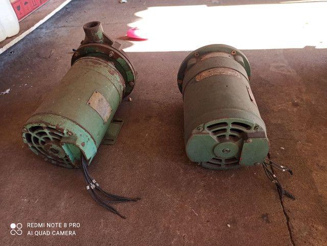 Motobombas 1cv 220V trifásicas - Foto 2