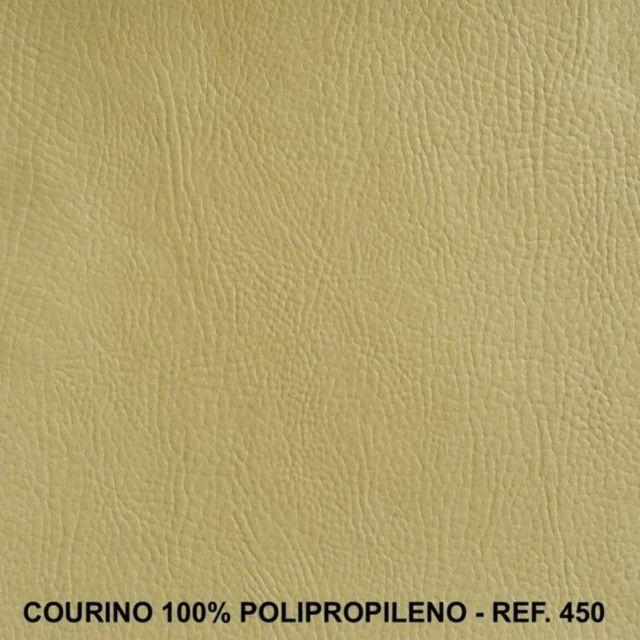 Poltrona do Papai Delare modelo Veneza courino bege - Foto 6