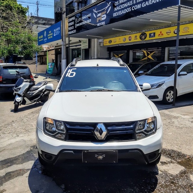 Duster 1.6 2016 Ent. 10 mil+60× 799,00 fixas - Foto 2