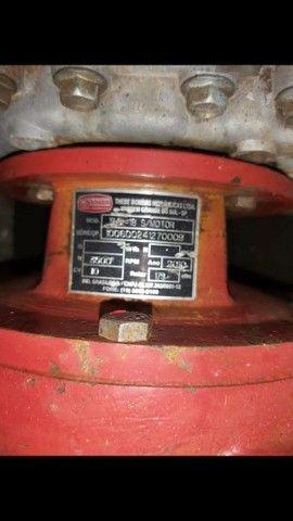Vendo bomba da água motor que puxa água do rio - Foto 3