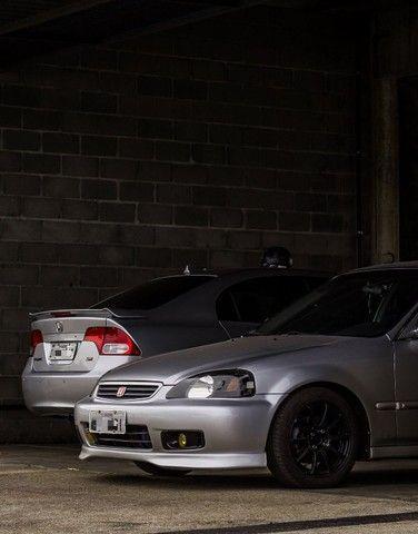 Honda Civic EX 1999 Swap R18
