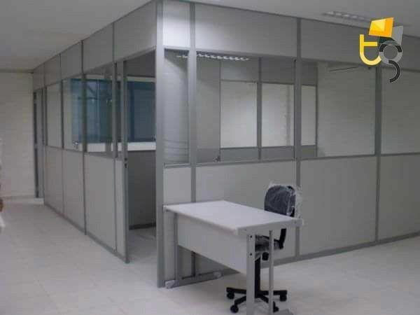 Salas escritórios em painel de Eucatex naval 35mm  - Foto 2