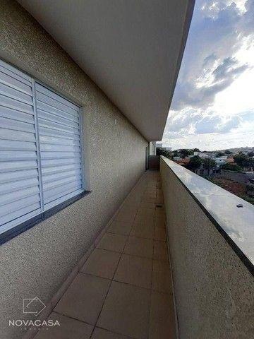 Cobertura com 2 dormitórios à venda, 119 m² por R$ 523.360,95 - Salgado Filho - Belo Horiz - Foto 10