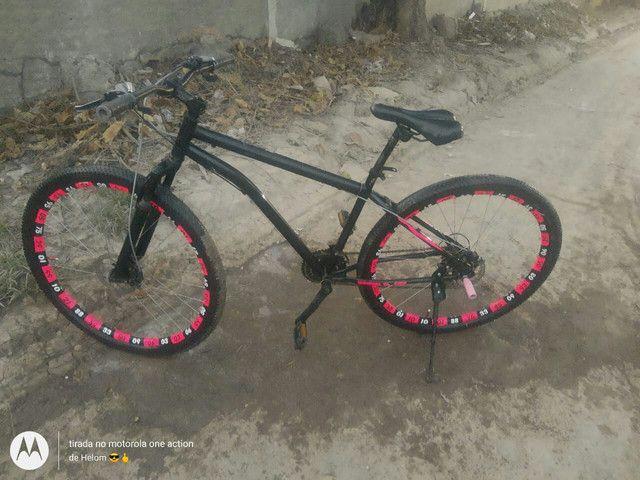 Bike aro 29. TROCO EM IPHONE! ! - Foto 6