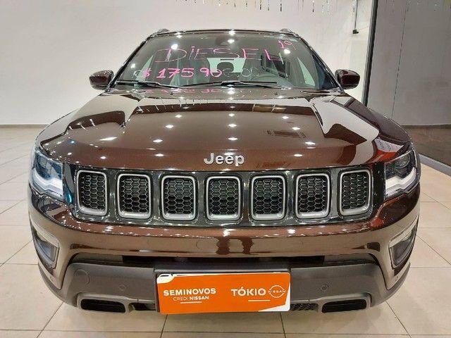 Jeep Compass 2.0 16V DIESEL LIMITED 4X4 AUTOMÁTICO - Foto 2