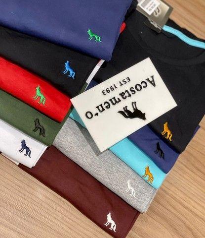 Camisas básicas lisas  - Foto 3