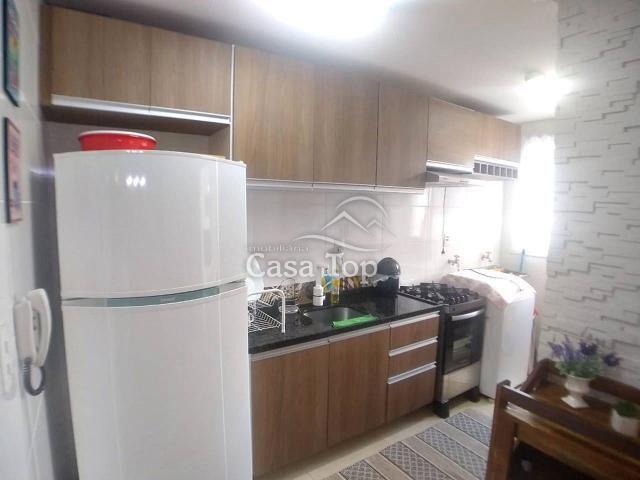 Apartamento à venda com 3 dormitórios em Estrela, Ponta grossa cod:407 - Foto 4