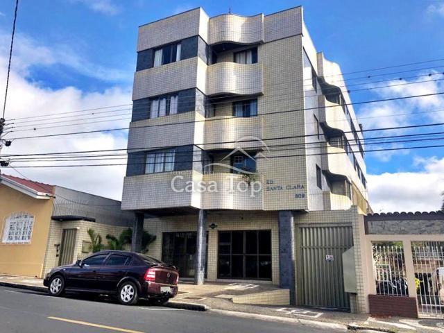 Apartamento à venda com 3 dormitórios em Centro, Ponta grossa cod:3349