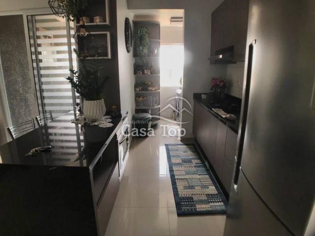 Apartamento à venda com 3 dormitórios em Oficinas, Ponta grossa cod:3633 - Foto 6