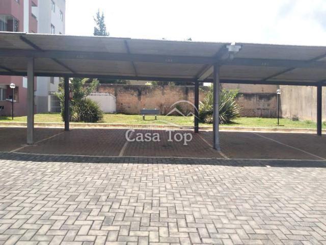 Apartamento à venda com 3 dormitórios em Estrela, Ponta grossa cod:2788 - Foto 9