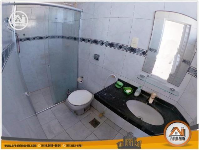 Apartamento com 3 dormitórios à venda, 120 m² por R$ 320.000,00 - Montese - Fortaleza/CE - Foto 9