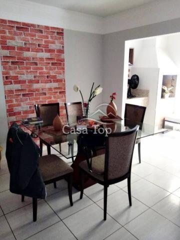 Casa à venda com 3 dormitórios em Jardim carvalho, Ponta grossa cod:2573 - Foto 3