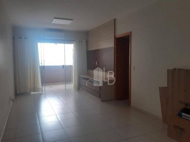 Apartamento com 3 quartos para alugar, 90 m² por R$ 2.200/mês - Centro - Uberlândia/MG - Foto 14