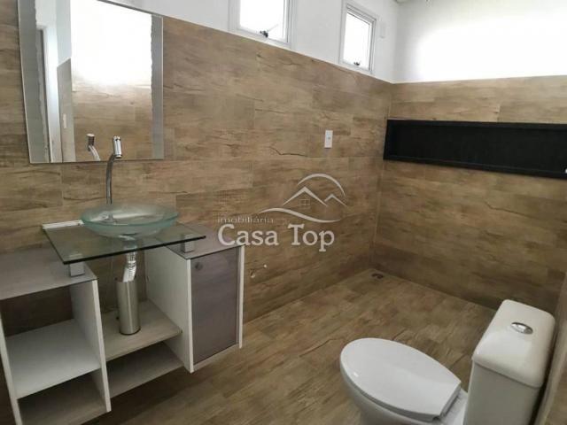 Apartamento à venda com 4 dormitórios em Estrela, Ponta grossa cod:3730 - Foto 18
