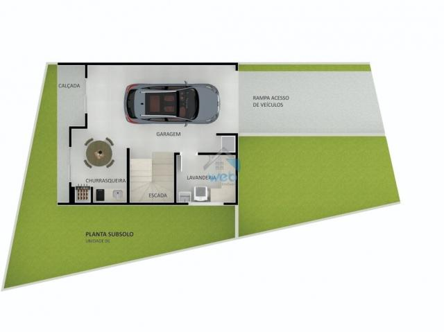 Residencial Menino Jesus - Lindos sobrados em condomínio fechado, com 3 quartos, muito bem - Foto 17