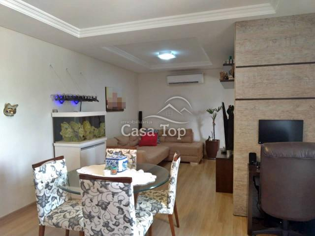 Apartamento à venda com 3 dormitórios em Estrela, Ponta grossa cod:2865 - Foto 3
