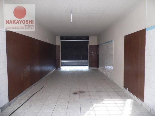 Loja para alugar, 30 m² por R$ 700,00/mês - Rebouças - Curitiba/PR - Foto 5