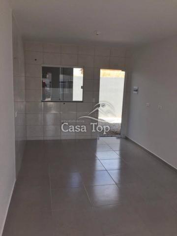 Casa à venda com 2 dormitórios em Colonia dona luiza, Ponta grossa cod:3800 - Foto 2