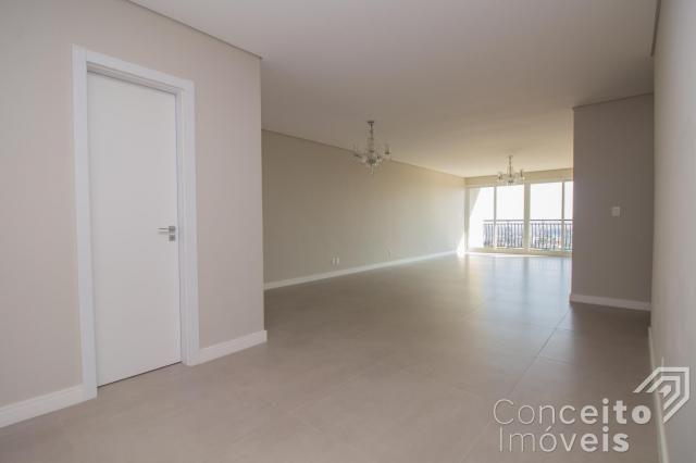 Apartamento à venda com 3 dormitórios em Jardim carvalho, Ponta grossa cod:391691.001 - Foto 20