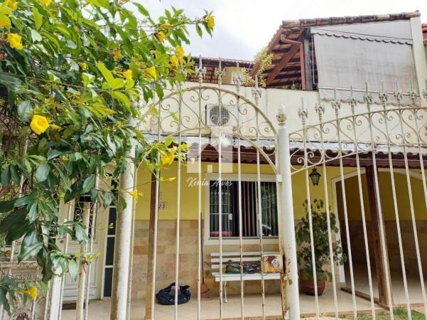 Casa para Venda em Volta Redonda, Sessenta, 4 dormitórios, 2 suítes, 5 banheiros, 2 vagas