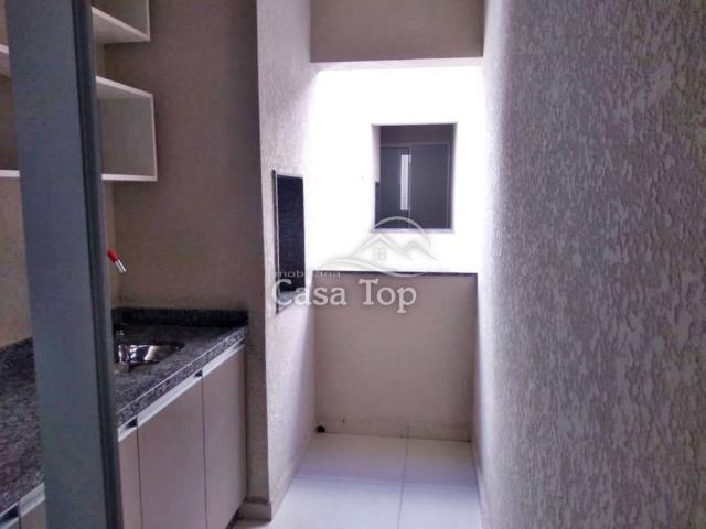 Apartamento à venda com 3 dormitórios em Oficinas, Ponta grossa cod:1826 - Foto 5