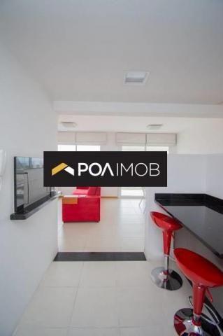 Apartamento com 3 dormitórios para alugar, 93 m² por R$ 3.900,00/mês - Jardim Europa - Por - Foto 13