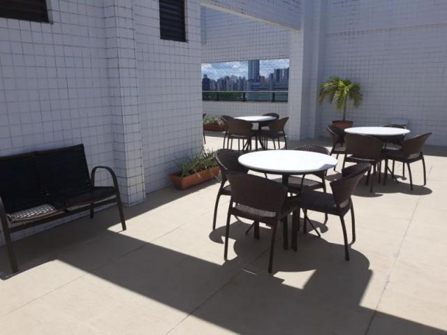 Apartamento para Locação em Recife, Graças, 1 dormitório, 1 suíte, 1 banheiro, 1 vaga - Foto 7