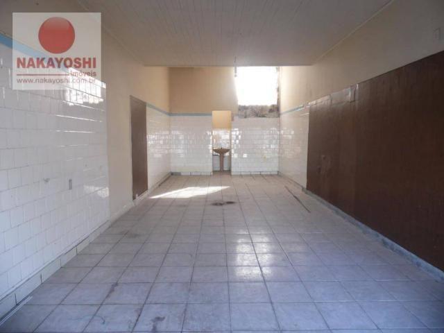Loja para alugar, 30 m² por R$ 700,00/mês - Rebouças - Curitiba/PR - Foto 4