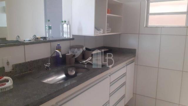 Apartamento com 2 dormitórios para alugar, 44 m² por R$ 750,00/mês - Martins - Uberlândia/ - Foto 15