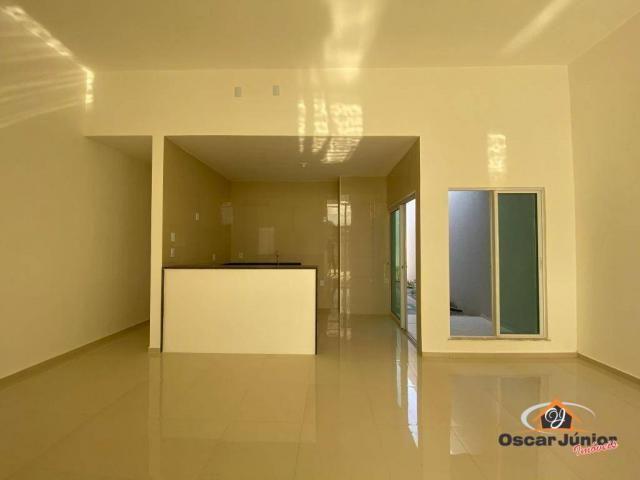Casa com 3 dormitórios à venda, 90 m² por R$ 270.000 - Centro - Eusébio/CE - Foto 9