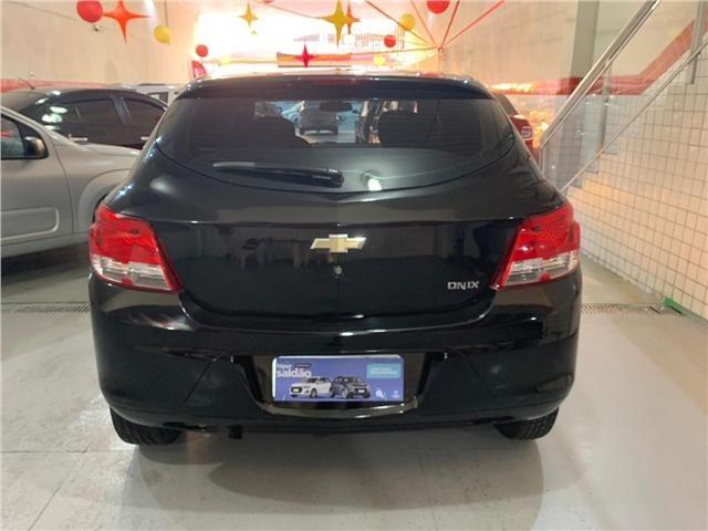 Chevrolet Onix 1.0 mpfi ls 8v flex 4p manual - Foto 5