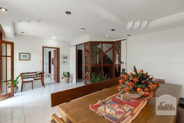 Casa à venda com 4 dormitórios em Santa amélia, Belo horizonte cod:277187 - Foto 5