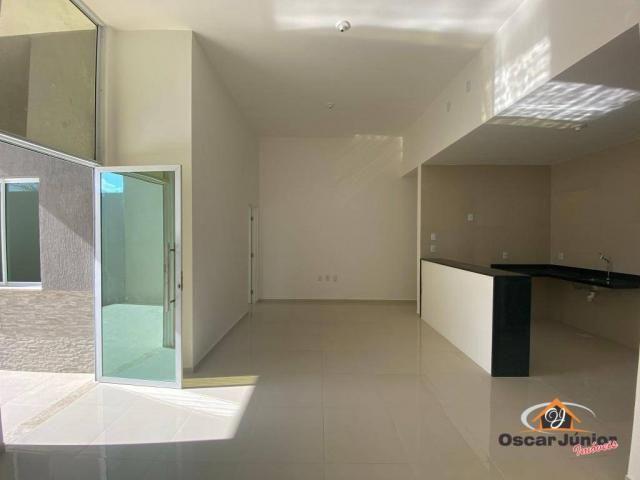 Casa com 3 dormitórios à venda, 90 m² por R$ 270.000 - Centro - Eusébio/CE - Foto 11