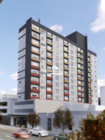 Apartamento à venda com 2 dormitórios em Nossa senhora do rosário, Santa maria cod:100439 - Foto 2