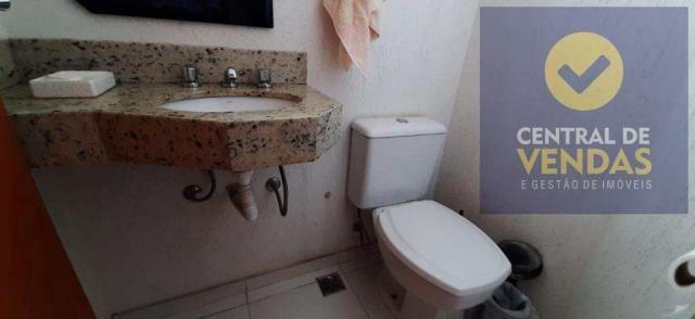 Casa à venda com 4 dormitórios em Santa mônica, Belo horizonte cod:159 - Foto 13