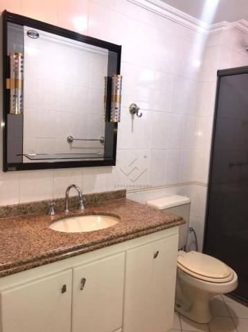 Apartamento no Edifício Giardino di Roma com 4 dormitórios à venda, 203 m² por R$ 880.000  - Foto 14