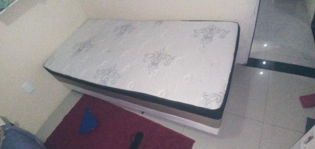 2 cama box solteiro - Foto 3