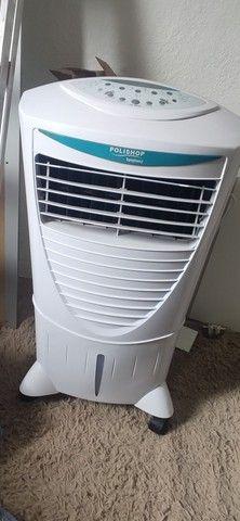 Climatizador e umidificador Polishop