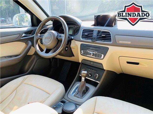 Audi Q3 2015 2.0 tfsi attraction quattro 170cv 4p gasolina s tronic - Foto 9