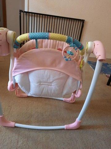 Cadeira balanço  - Foto 2