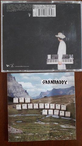 Cds das bandas Pixies, Sonic Youth,Pavement e Grandaddy - Foto 6