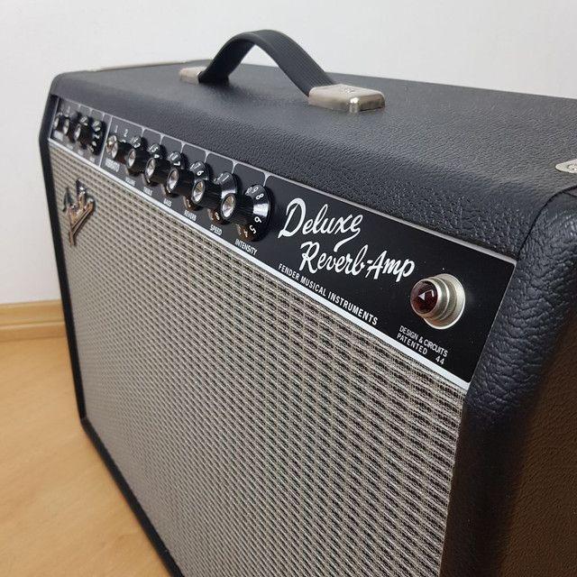 Amplificador Fender Deluxe Reverb - Foto 4