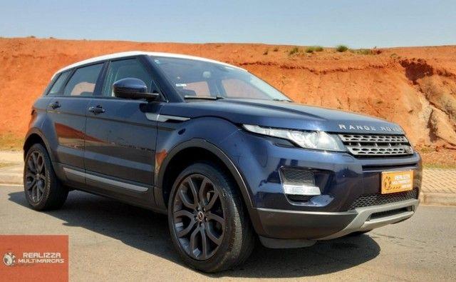 2014 Land Rover / Evoque Pure 2.0 p5d - Foto 4